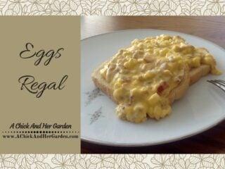 Eggs Regal