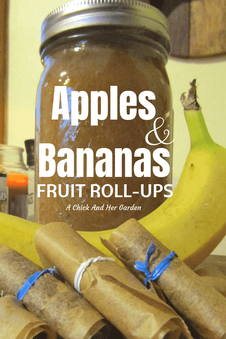 I always loved fruit roll ups when I was a kid! Nw I can make my own with only two ingredients! #cleaneating #fromscratchrecipes #homemadefruitrollups #achickandhergarden