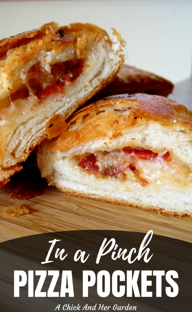 Looking for a convenient, hand held snack or lunch? This beats a Hot Pocket any day! And they are so easy! #snackrecipes #lunchideas #kidfriendlyrecipe #sandwich #pizzarecipes
