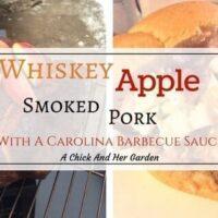 Whiskey Apple Smoked Pork
