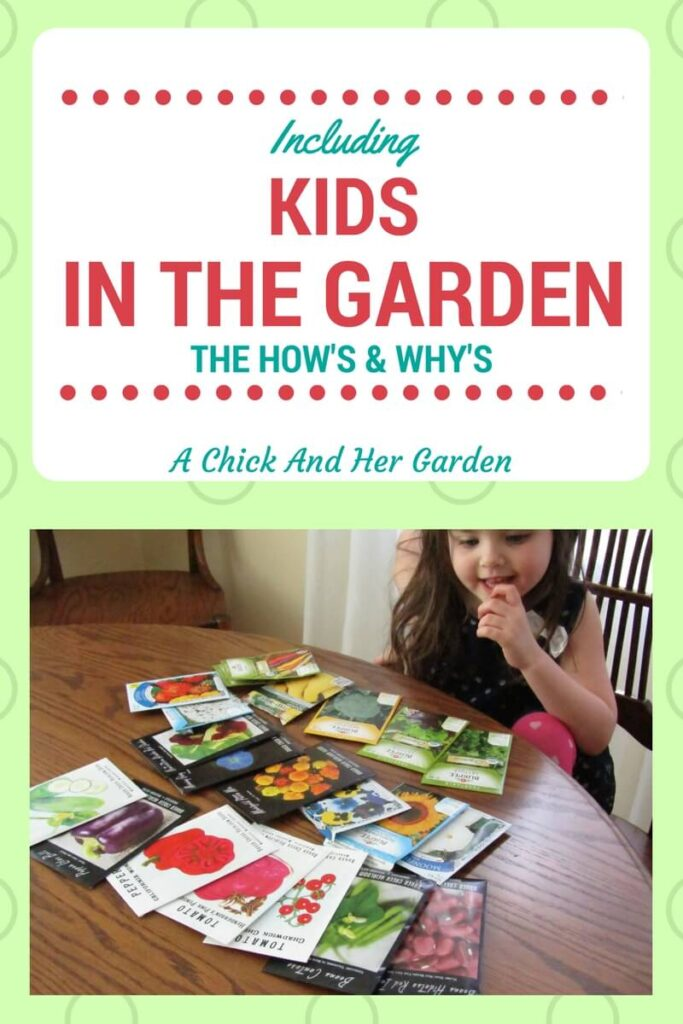 Teaching kids about gardening is so important, but there are more reasons than you would think!