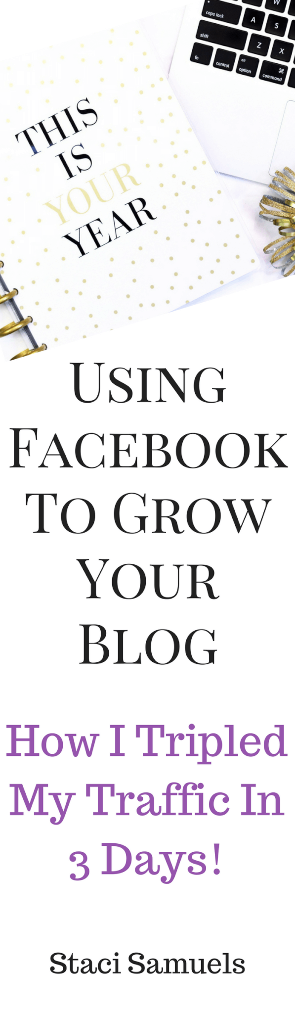 Are you sick of watching Facebook traffic and followers trickle in? Check out how I tripled my traffic and grew my followers in just 3 days!!