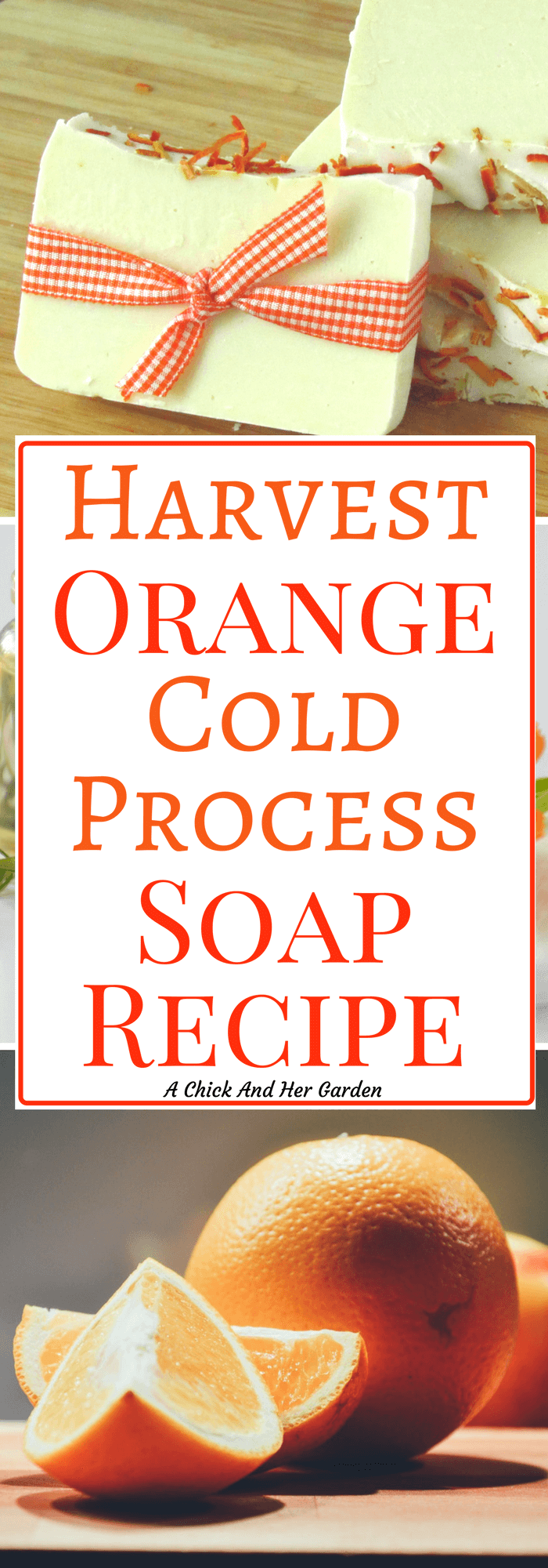 This soap recipe is the perfect soap for transitioning into fall and winter months! It's refreshing yet woodsy and so moisturizing!