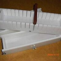 4-5 Lb Soap Molds - BAR Slicer SET