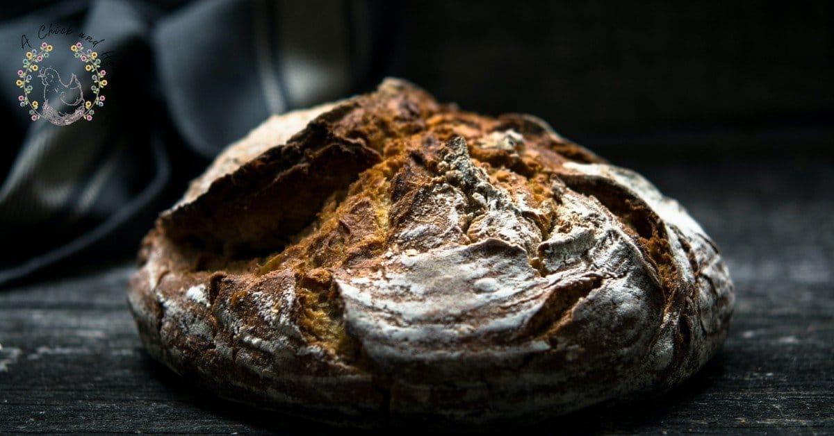 How to Make Artisan Sourdough Bread