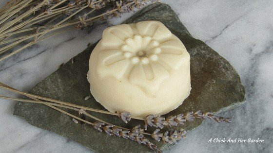 Chamomile Lavender Eucalyptus Soap with Ground Oats