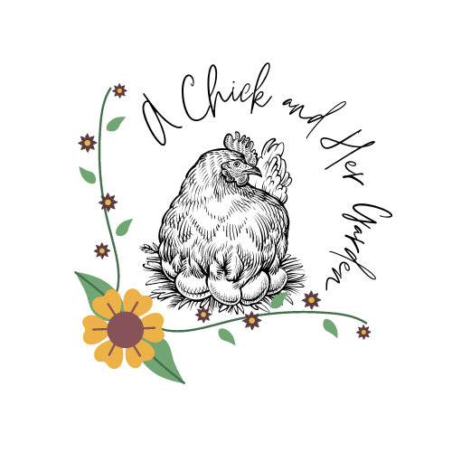A Chick And Her Garden